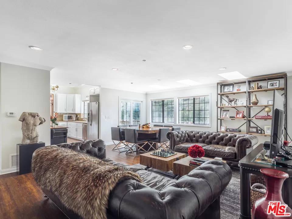 Living Room Two 24940 Bob Batchelor Rd Calabasas, CA 91302